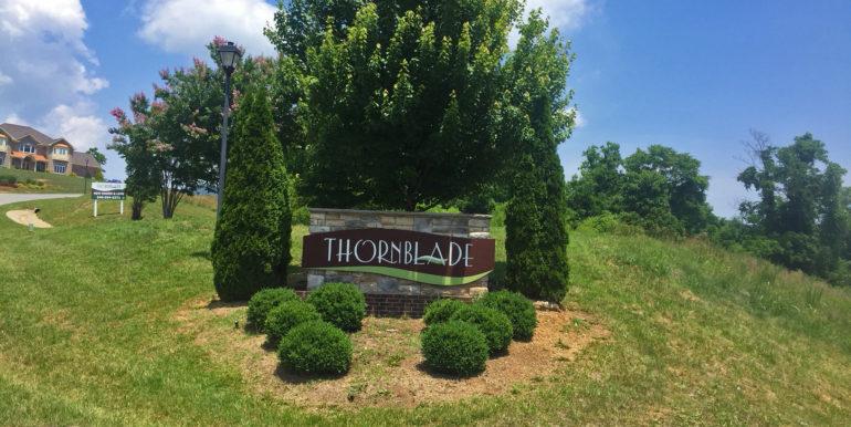 Thornblade Sign